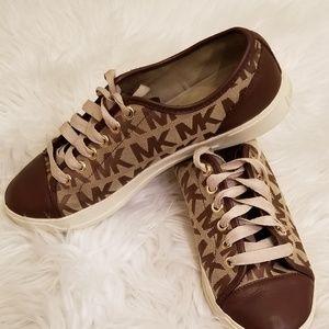 Micheal Kors Fashion Sneakers